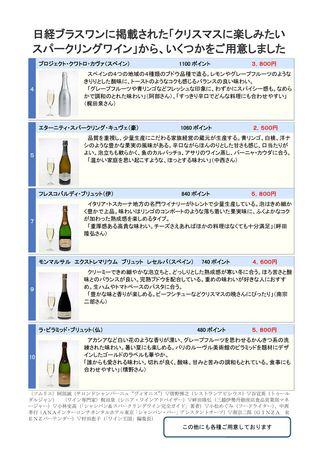 111217日経プラスワンスパークリングワイン三八屋111223_R.jpg
